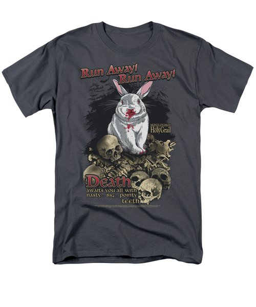 Monty Python - Run Away Men's T-Shirt  (Regular Fit) by Brand A