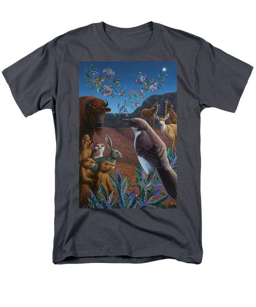 Moonlight Cantata T-Shirt by James W Johnson