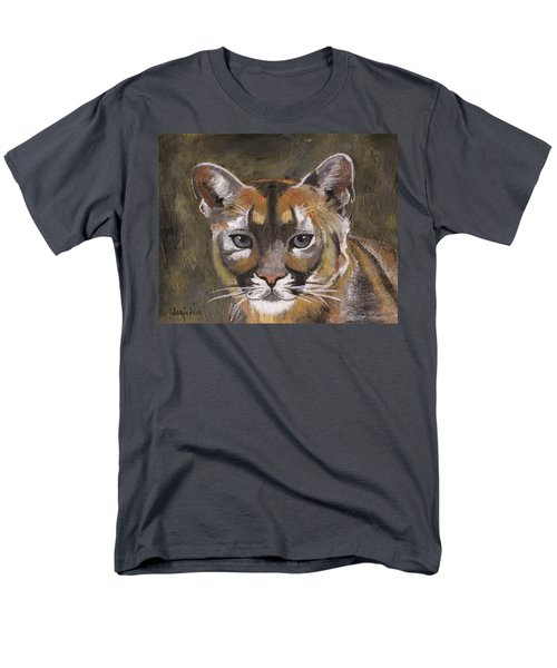 Mountain Cat T-Shirt by Jamie Frier