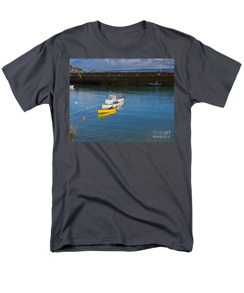Mousehole Cornwall T-Shirt by Louise Heusinkveld