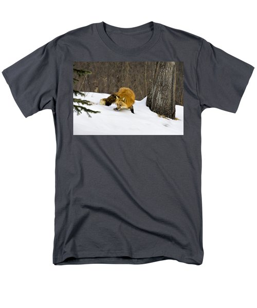 Mousing T-Shirt by Jack Milchanowski