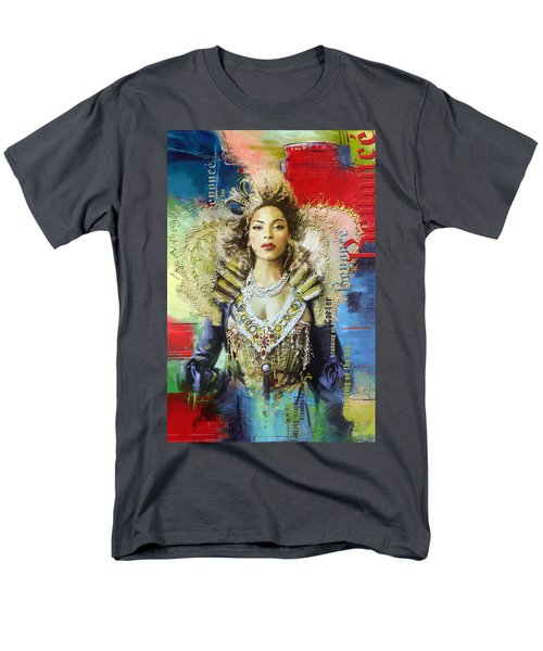 Mrs. Carter Show Art Poster - A T-Shirt by Corporate Art Task Force
