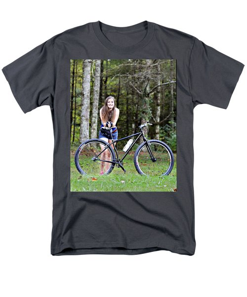 My Favorite Ride T-Shirt by Susan Leggett