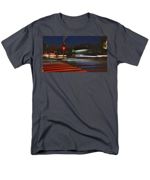 Night Streaks T-Shirt by Joann Vitali