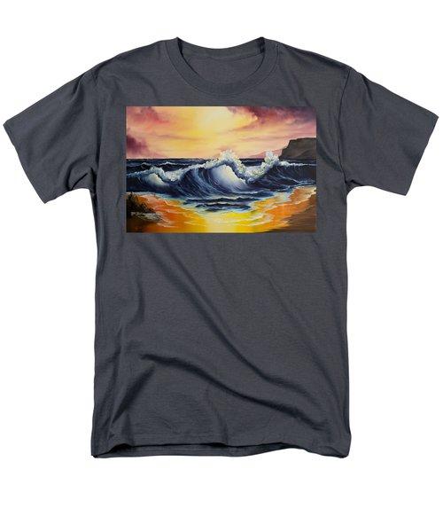 Ocean Sunset T-Shirt by C Steele