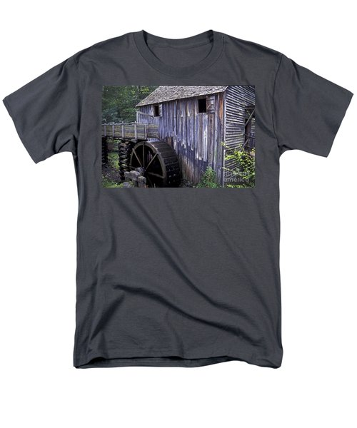 Old Cades Cove Mill T-Shirt by Paul W Faust -  Impressions of Light