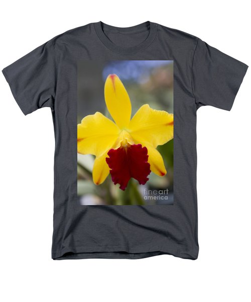 Orchid Beauty - Cattleya - Pot Little Toshie Mini Flares Mericlone Hawaii T-Shirt by Sharon Mau