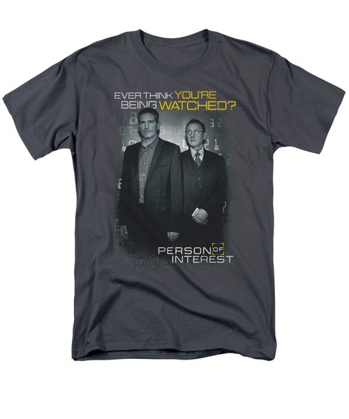 Person Of Interest - Watched Men's T-Shirt  (Regular Fit) by Brand A