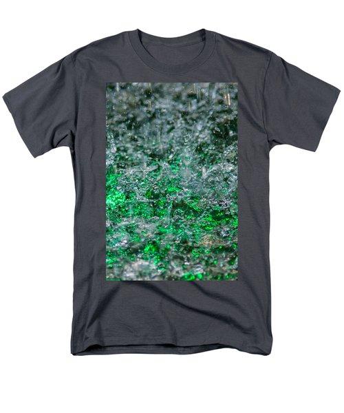 Phone Case - Liquid Flame - Green 2 - Featured 2 T-Shirt by Alexander Senin