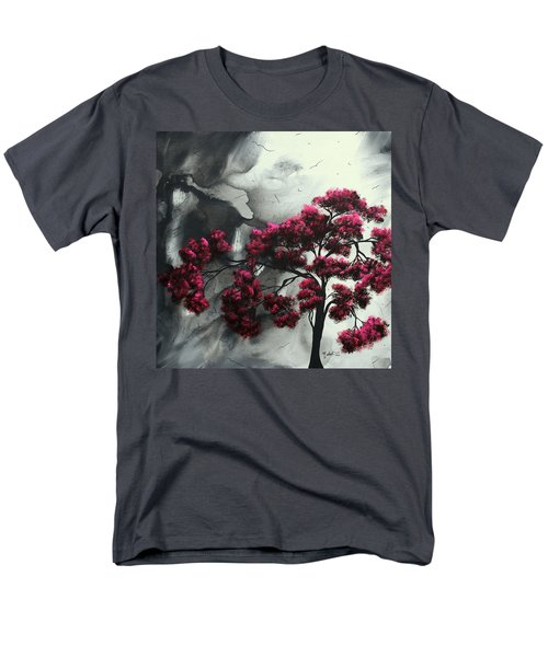 Pink Passion Original Painting MADART T-Shirt by Megan Duncanson