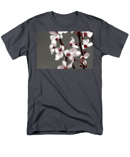Plum Blossom II T-Shirt by Peter Tellone