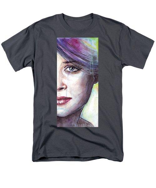Prismatic Visions T-Shirt by Olga Shvartsur