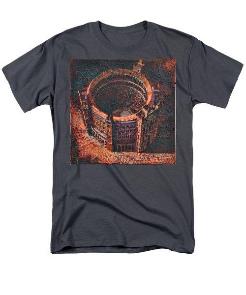Red Arena T-Shirt by Mark Howard Jones