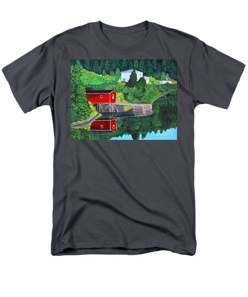 Reflections T-Shirt by Barbara Griffin