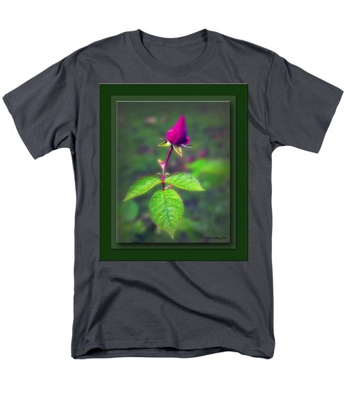 Rose Bud T-Shirt by Brian Wallace