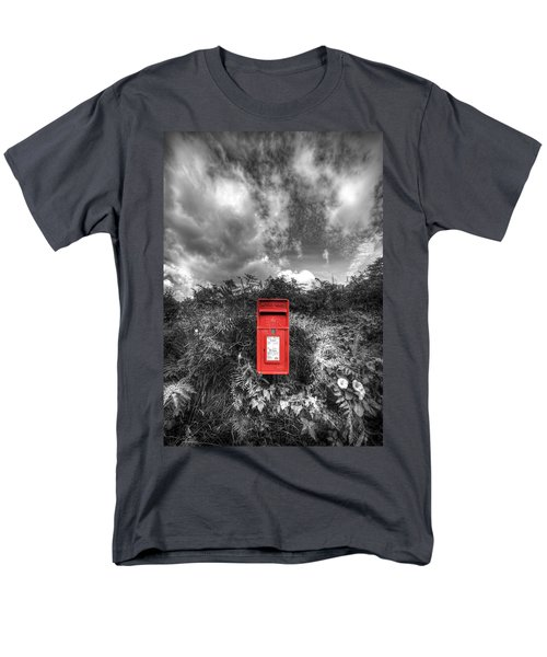 Rural Post box T-Shirt by Mal Bray