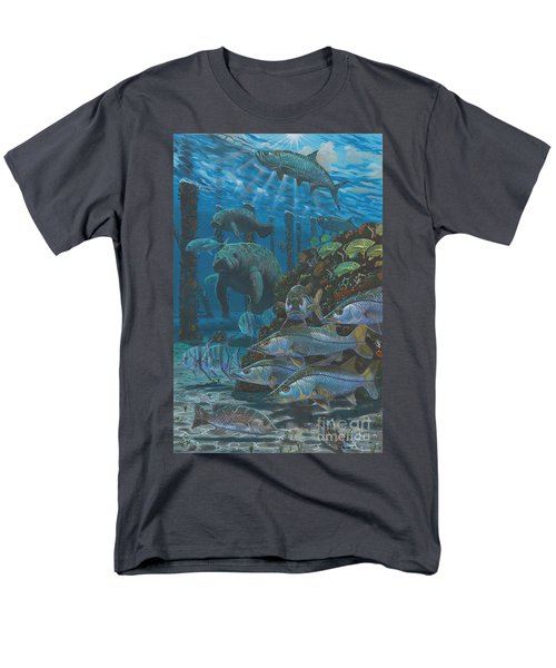 Sanctuary In0021 Men's T-Shirt  (Regular Fit) by Carey Chen