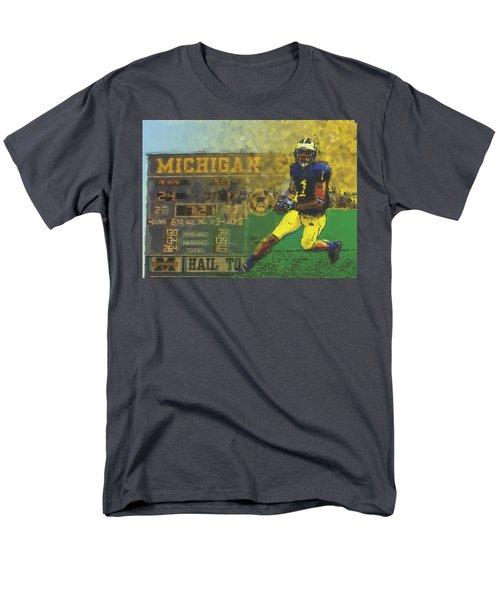 Scoreboard Plus Men's T-Shirt  (Regular Fit) by John Farr