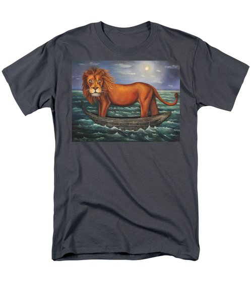Sea Lion softer image T-Shirt by Leah Saulnier The Painting Maniac