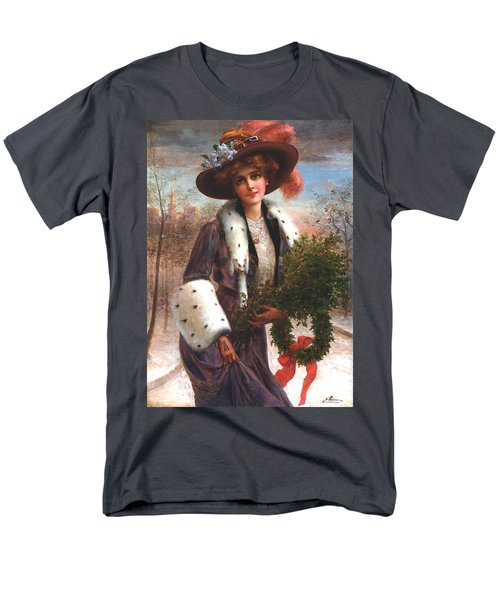 Seasons Greetings T-Shirt by Emile Vernon