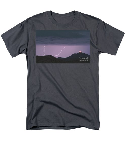 Seven Springs Lightning Strikes T-Shirt by James BO  Insogna