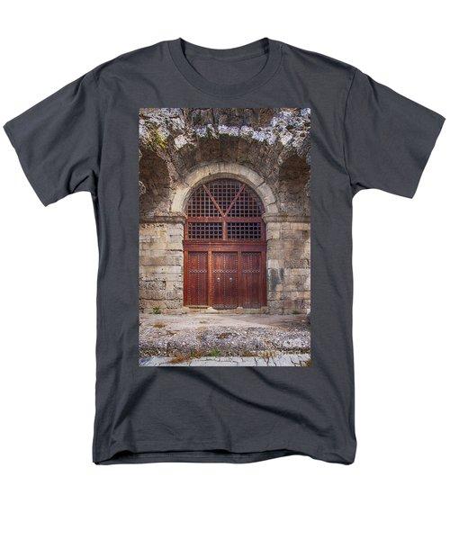 Side Amphitheatre 04 T-Shirt by Antony McAulay
