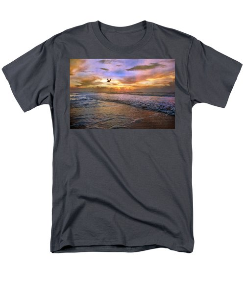 Soothing Sunrise T-Shirt by Betsy C  Knapp