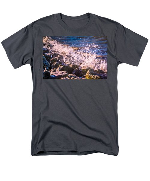 Splashes T-Shirt by Dawn OConnor