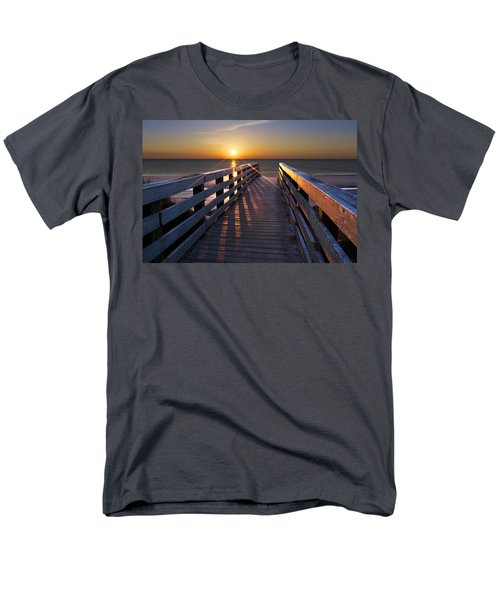 Stars on the Boardwalk T-Shirt by Debra and Dave Vanderlaan