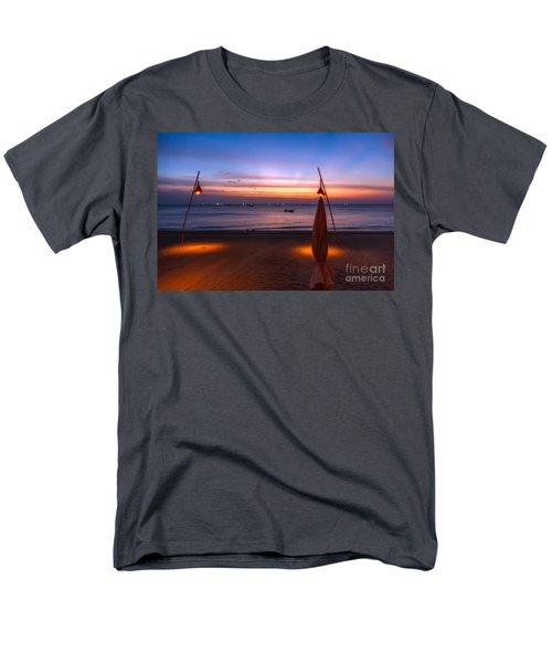 Sunset Lanta Island  T-Shirt by Adrian Evans