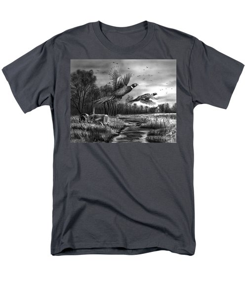 Taking Flight  Men's T-Shirt  (Regular Fit) by Peter Piatt