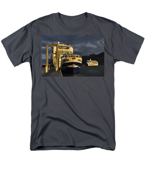 The Golden Hour T-Shirt by Cathy Mahnke