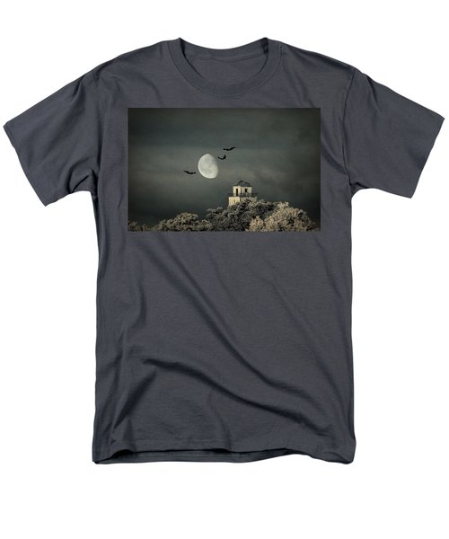 The haunted house T-Shirt by Heike Hultsch