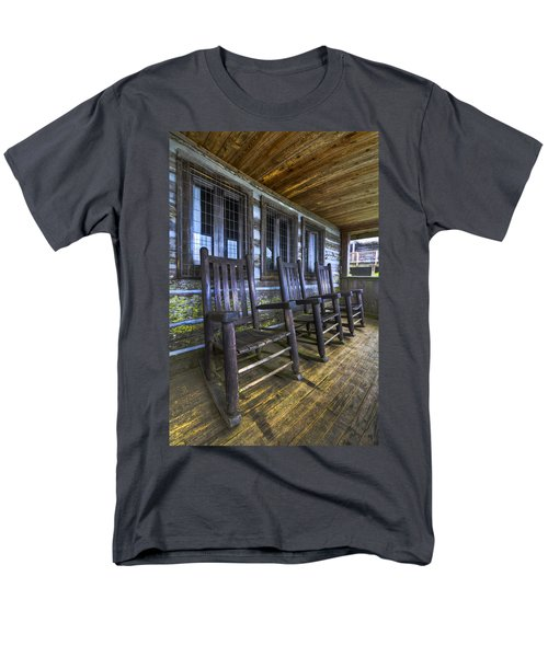 The Porch T-Shirt by Debra and Dave Vanderlaan