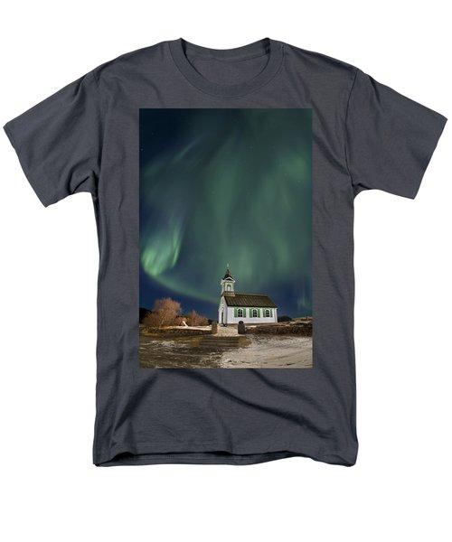 The Spirit of Iceland T-Shirt by Evelina Kremsdorf