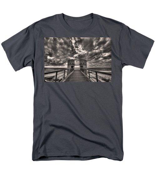 to the bridge T-Shirt by Ron Shoshani