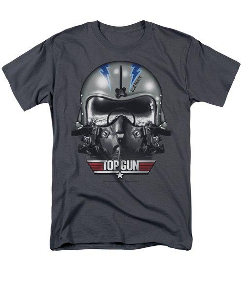 Top Gun - Iceman Helmet Men's T-Shirt  (Regular Fit) by Brand A