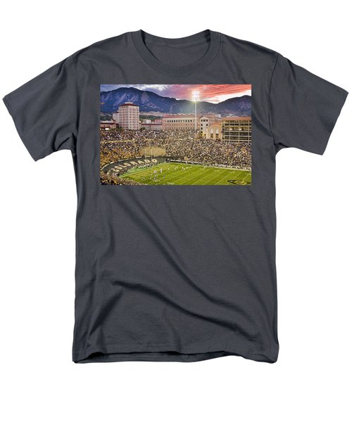 University of Colorado Boulder Go Buffs T-Shirt by James BO  Insogna