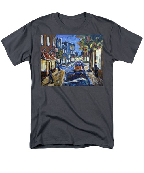 Urban Avenue by Prankearts T-Shirt by Richard T Pranke