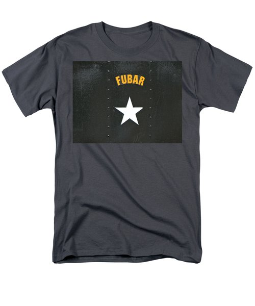 US Military Fubar T-Shirt by Thomas Woolworth
