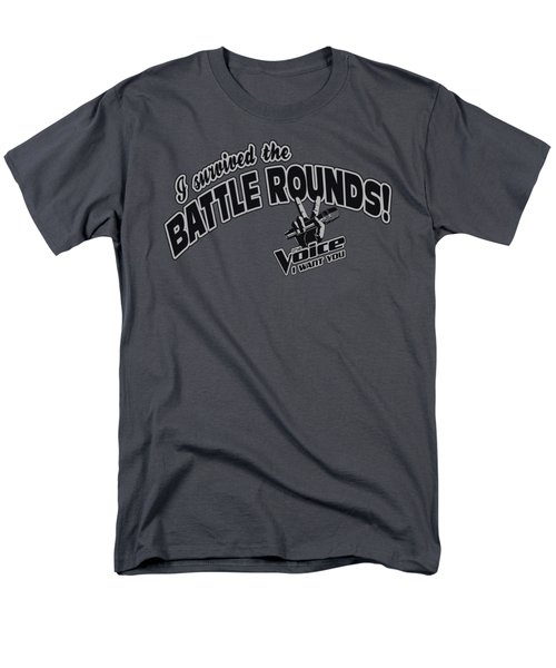 Voice - Battle Rounds Men's T-Shirt  (Regular Fit) by Brand A