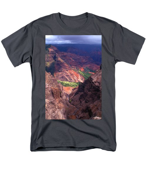 Waimea Canyon 3 T-Shirt by Brian Harig