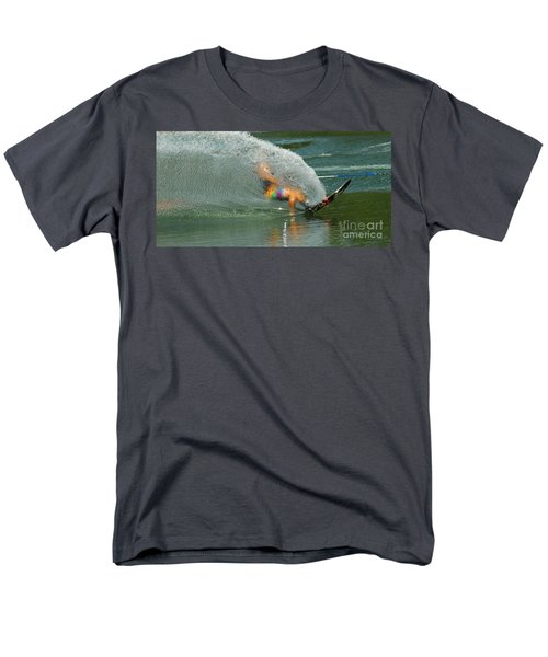 Water Skiing 5 Magic of Water T-Shirt by Bob Christopher