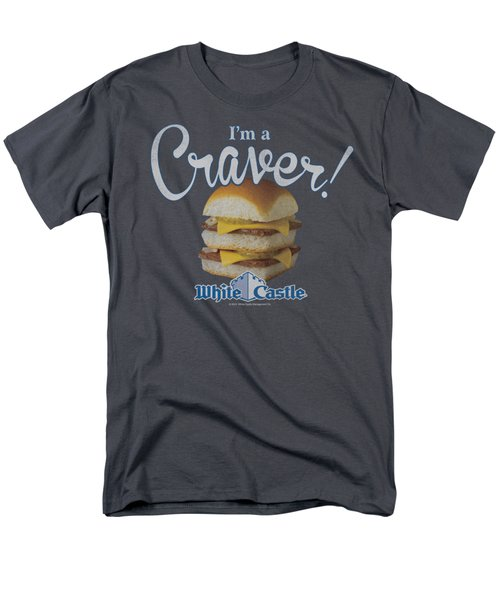 White Castle - Craver Men's T-Shirt  (Regular Fit) by Brand A