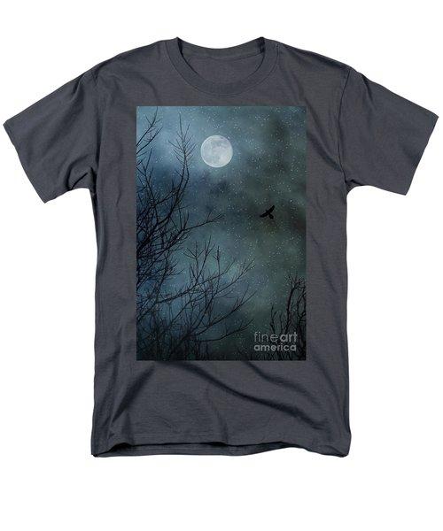 Winter's Silence Men's T-Shirt  (Regular Fit) by Trish Mistric