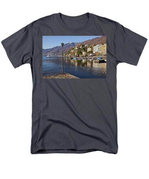 Ascona - Lake Maggiore T-Shirt by Joana Kruse