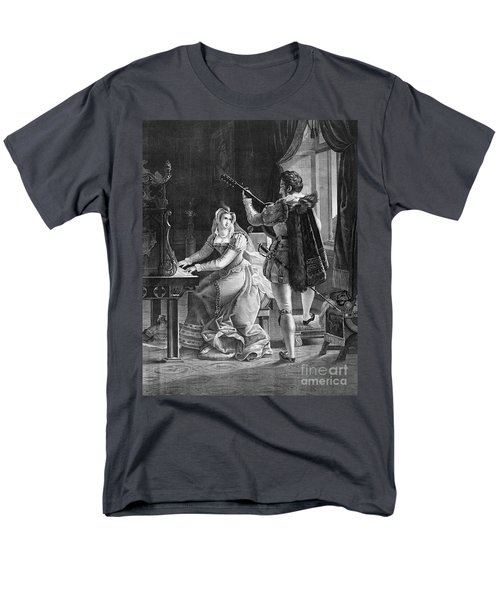 Mary Queen Of Scots T-Shirt by Photo Researchers
