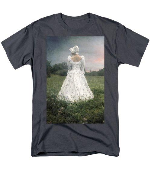 woman with bonnet T-Shirt by Joana Kruse