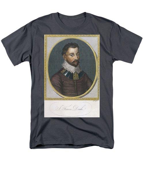 Sir Francis Drake, English Explorer T-Shirt by Photo Researchers