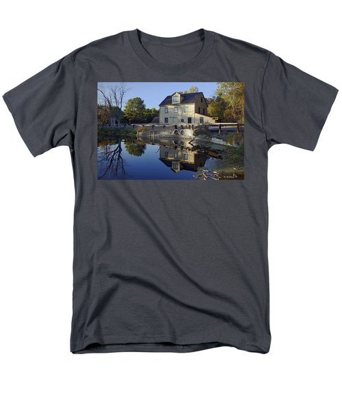 Abbotts Mill T-Shirt by Brian Wallace
